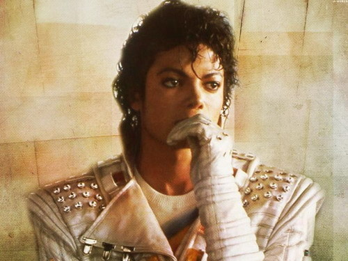 amazing Michael from Captain EO