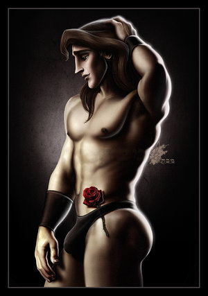 ;) Sexy sexy sexy disney princes!!!!For tu girls...x)