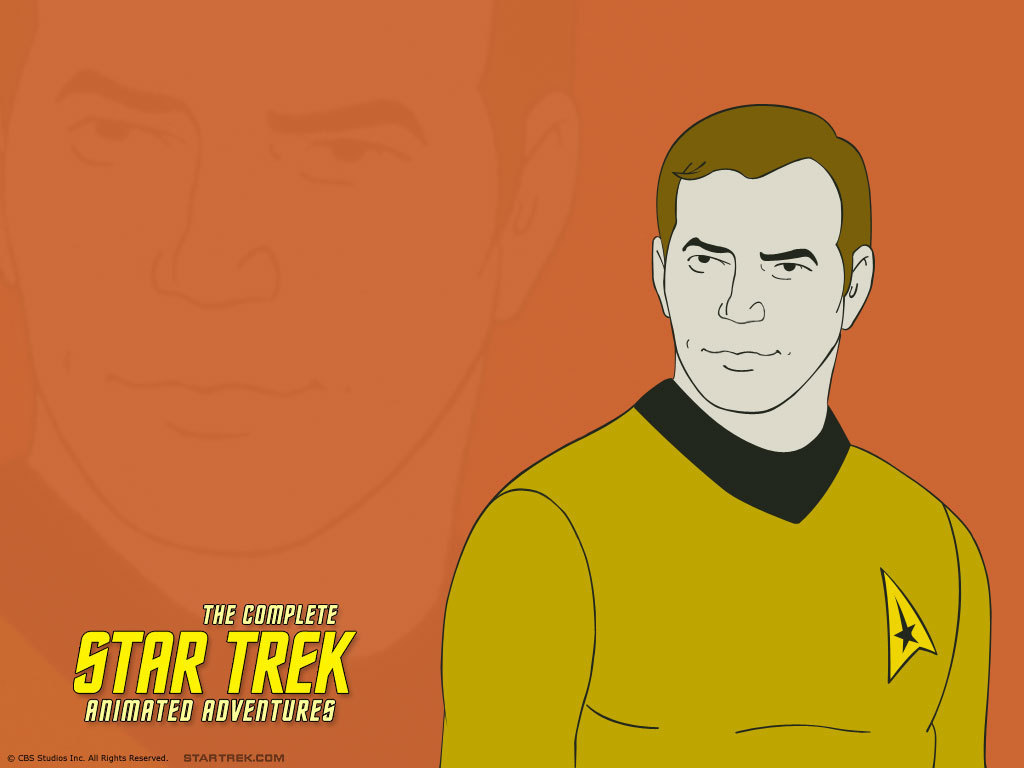 Animated Series Kirk