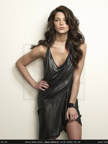 New Ashley Greene Photoshoot