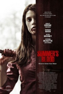 Summer's Blood Movie Poster