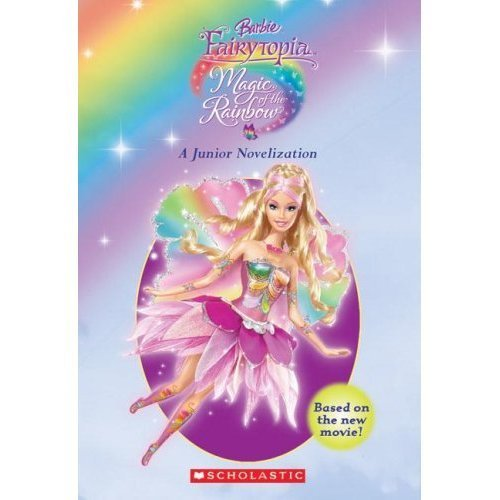 barbie and the magic of the rainbow book