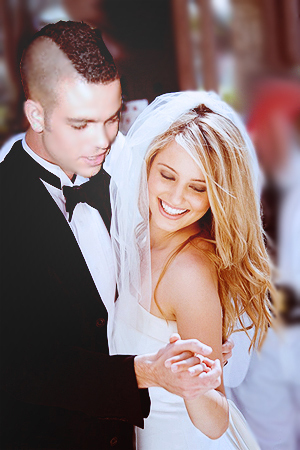 Dianna and Mark