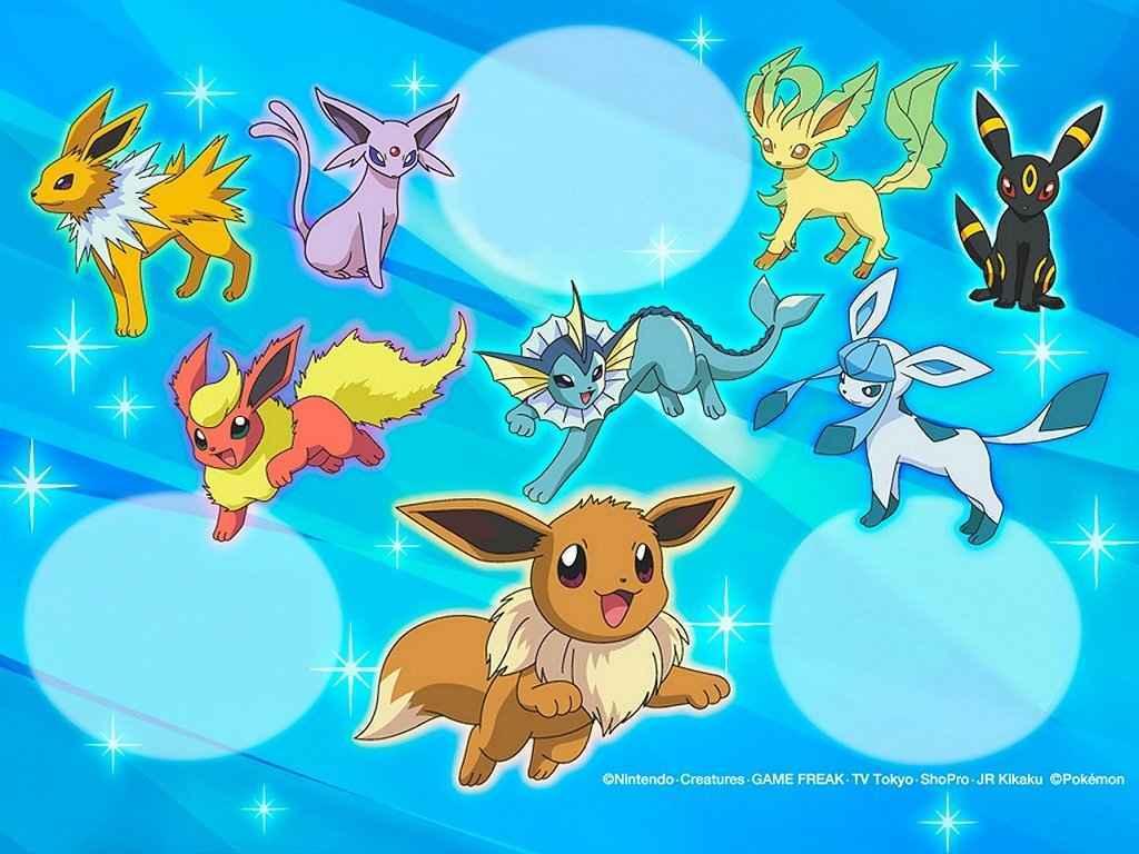 Pokemon Pokemon Wallpaper 13598006 Fanpop