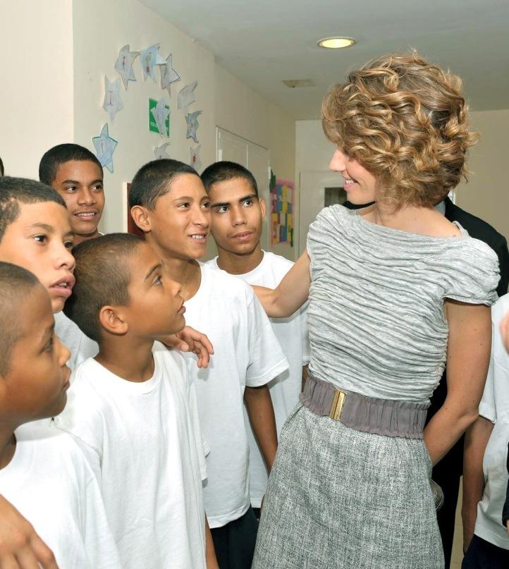 first lady asma assad - first lady asma Photo (13579985 ...