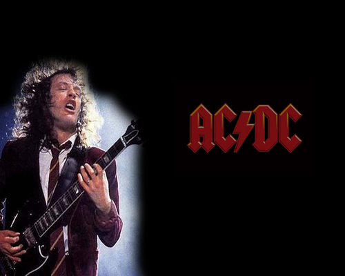 ACϟDC Angus Young