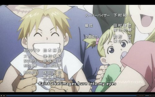 Ed and Winry's Children Up Close Screenshot