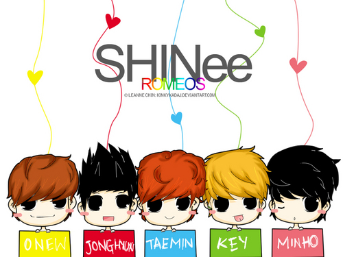 MY shinee malaikat