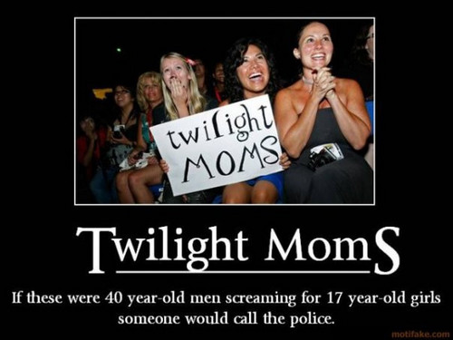twilight moms paradox