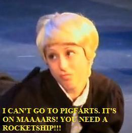 A very potter musical (draco)