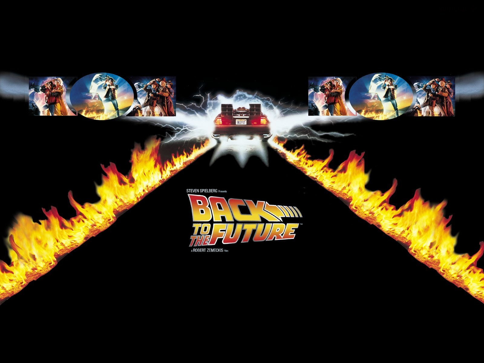 Back To The Future Back To The Future Wallpaper 13786661 Fanpop
