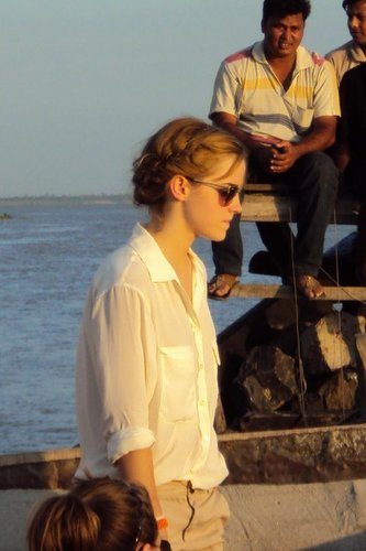 Emma in Bangladesh