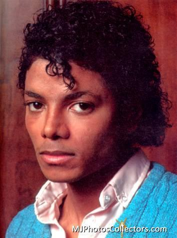 MJ IN ENCINO THRILLER ERA