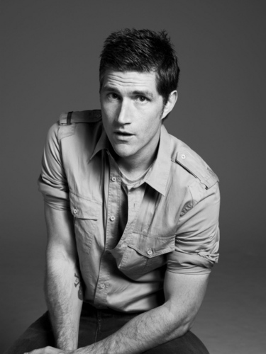 Matthew fox, mbweha Photoshoot