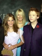 romione - 03.11.02: Harry Potter and The Chamber Of Secrets Londres Premiere