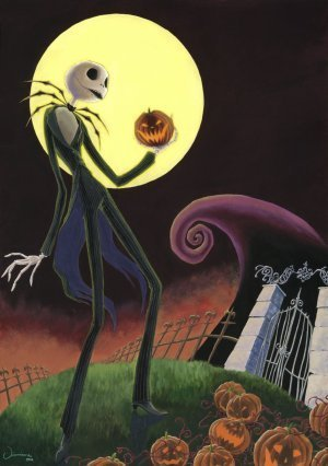 The Nightmare Before giáng sinh