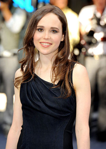 The UK Premiere of Inception Ellen Page
