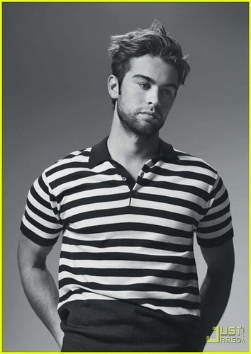 Chace Crawford - Esquire Magazine: August 2010