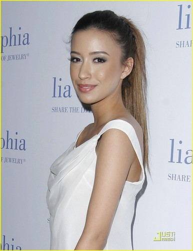 Christian Serratos: Lia Sophia Sweet