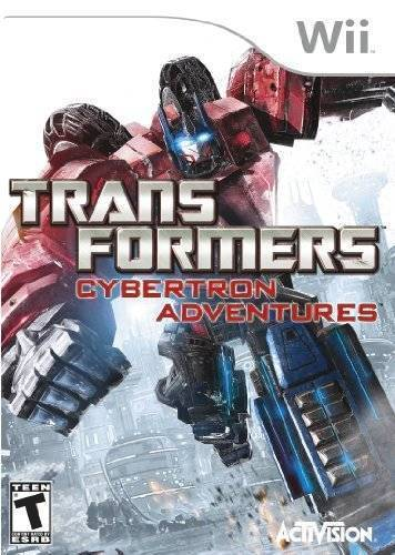 Game Cover for Cybertron Adventures