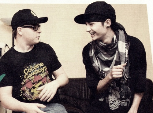 Gustav & Tom