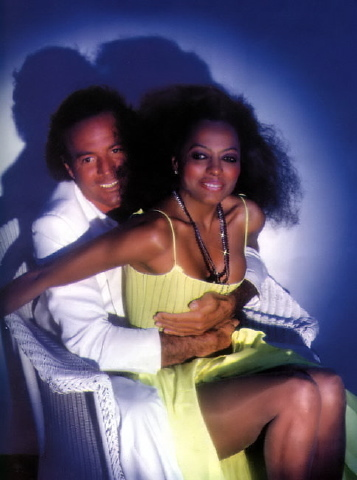 Julio & Diana Ross