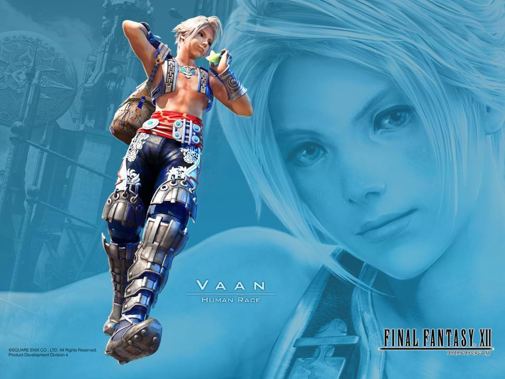 Vaan Final Fantasy Xii Wallpaper 13823632 Fanpop