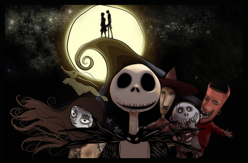 nightmare before क्रिस्मस