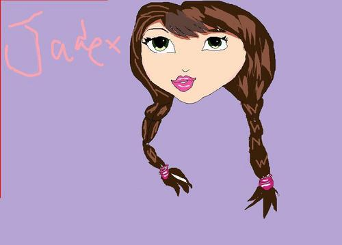 My darwing of the new bratz 2010 jade