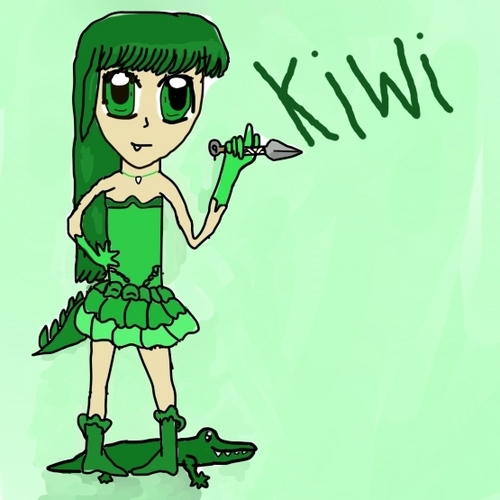 My tokyo mew mew person