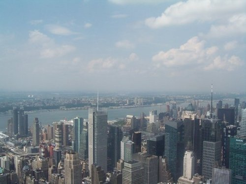 View from Empire State Building 3