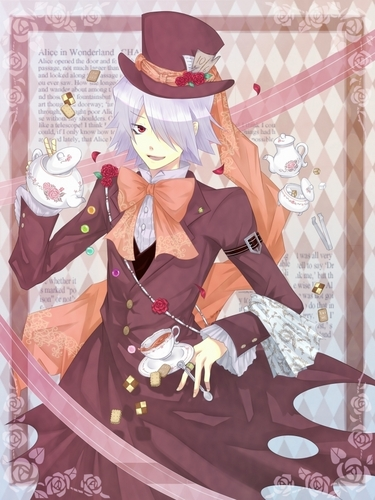 Xerxes Break/The Mad Hatter