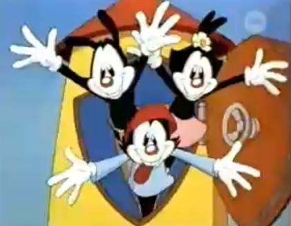 animaniacs!