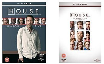 House md season 5 dvd