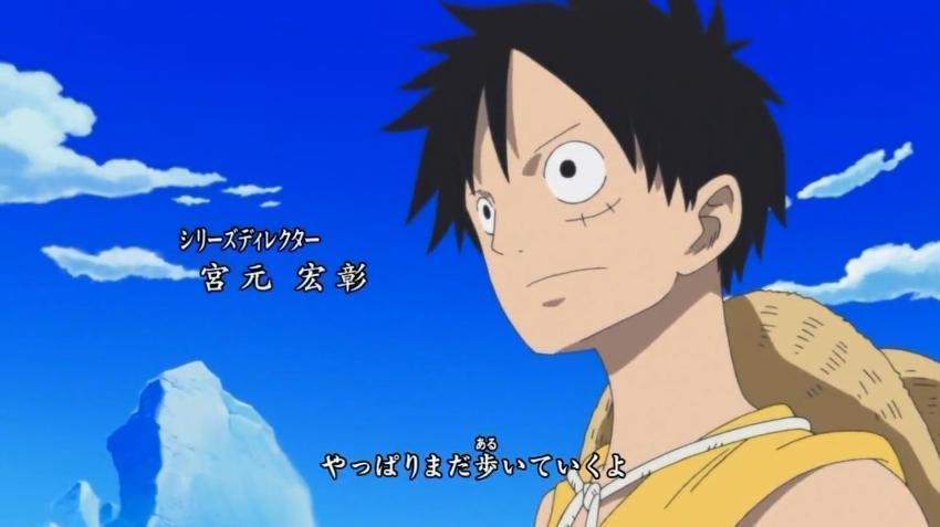 One Piece Opening - Monkey D. Luffy Image (14006150) - Fanpop