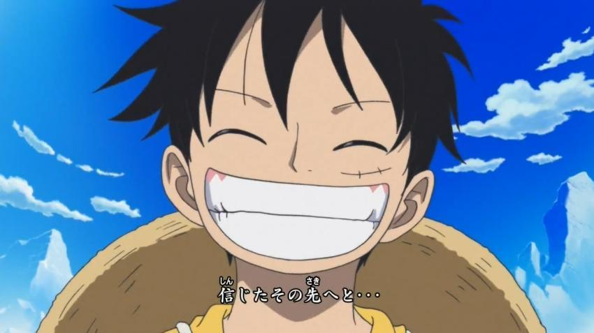 One Piece Opening - Monkey D. Luffy Image (14006169) - Fanpop
