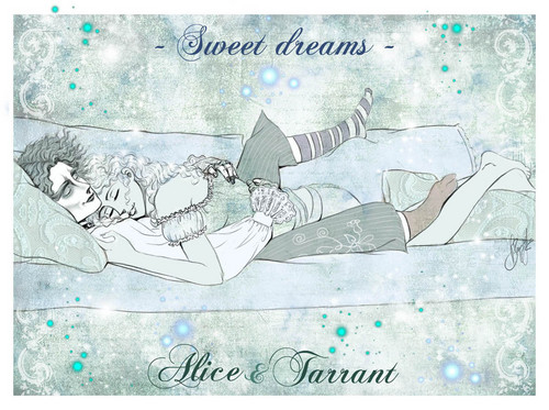 *~*Sweet dreams*~* - //AliceXMadHatter