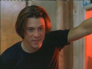 Christian Kane as Billy in upendo Song