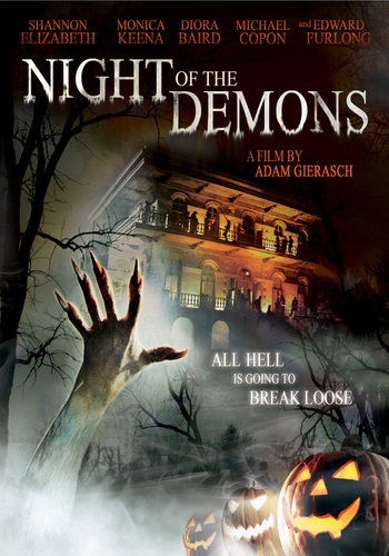 Night of the Demons (2010) Poster