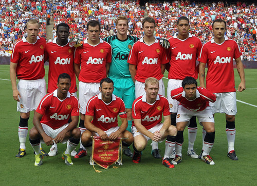 Pre-Season 2010: Wizards (2) vs Man United (1)