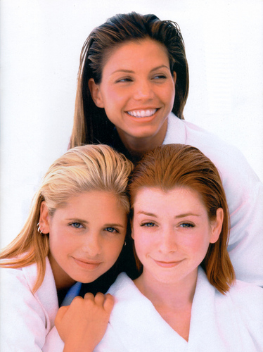 The Girls of BTVS xx