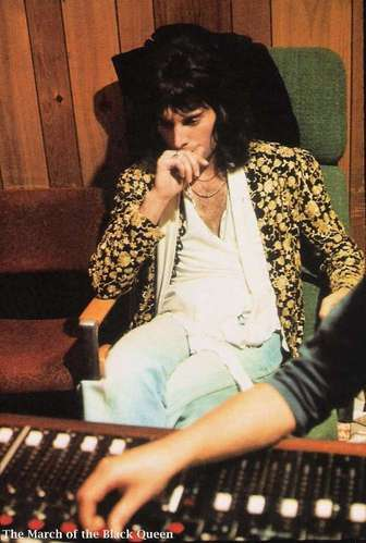 1975 - In the Studio