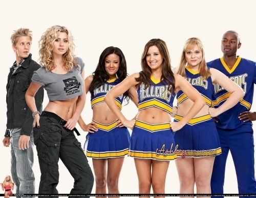 Hellcats promotional photos