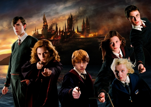 Junior fighters for Hogwarts