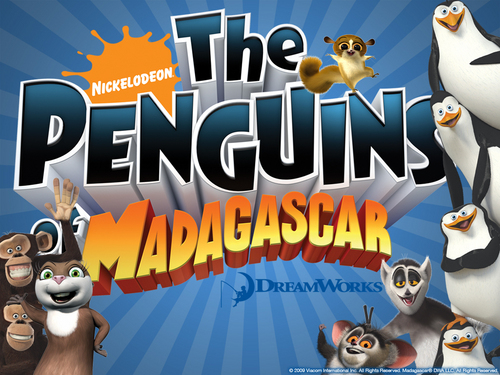 Penguins of Madagascar 바탕화면