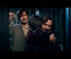 Sirius Black - Welcome harry