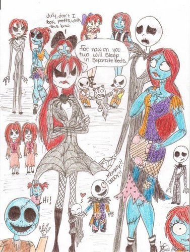 jack + Sally equal 2 many Kids