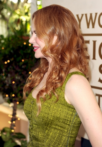 Nicole at Hollywood Foreign Press Association Luncheon