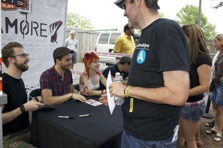 Paramore Honda Civic Car Giveaway