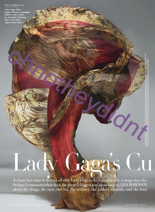 Lady GaGa - Vanity Fair